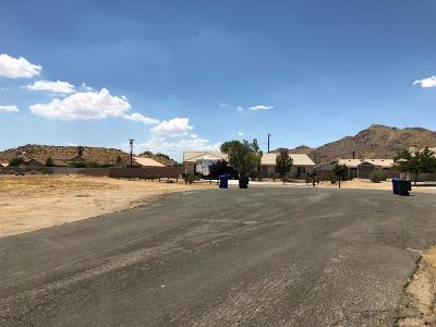Apple Valley CA Residential Lots & Land For Sale: $19,900