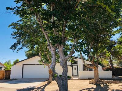 Hesperia Single Family Home For Sale: 8050 Sherborn Avenue