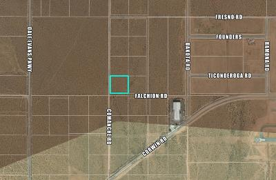 Apple Valley CA Commercial Lots & Land For Sale: $50,000
