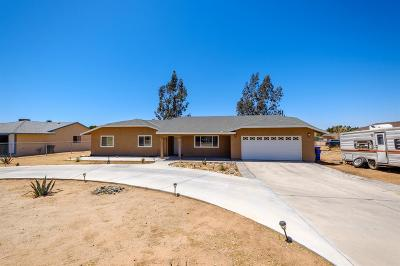 Apple Valley CA Single Family Home For Sale: $259,990