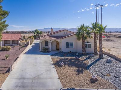 Victorville Single Family Home For Sale: 18631 Arrowhead Trail