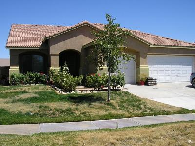 Hesperia Single Family Home For Sale: 13874 Pinellia Street