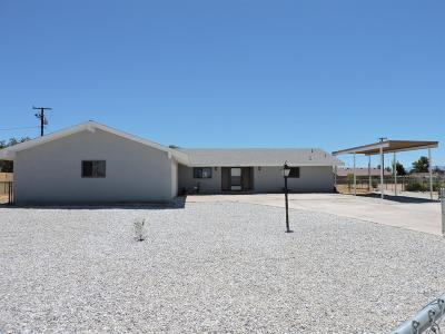 Apple Valley CA Single Family Home For Sale: $287,000