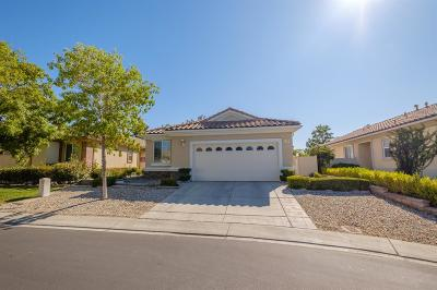 Apple Valley CA Single Family Home For Sale: $229,000