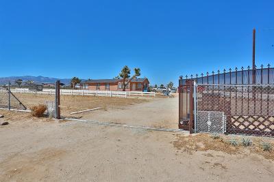 Phelan CA Single Family Home For Sale: $254,990