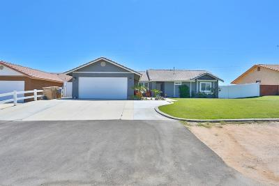 Hesperia Single Family Home For Sale: 15517 Via Bahia Street