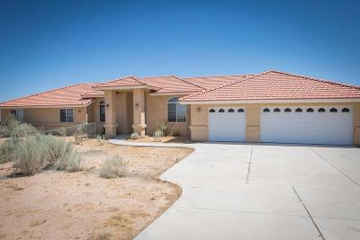 Apple Valley CA Single Family Home For Sale: $370,000