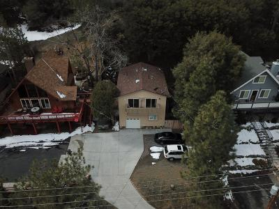 Wrightwood Single Family Home For Sale: 5260 Lone Pine Canyon Road