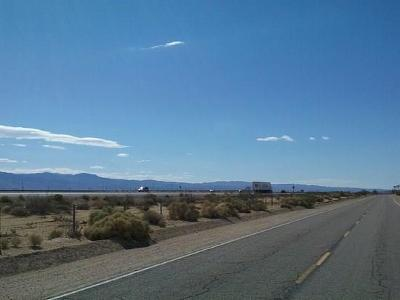 Newberry Springs CA Commercial Lots & Land For Sale: $109,000