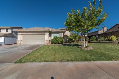 Adelanto Single Family Home For Sale: 14327 Delicious Street