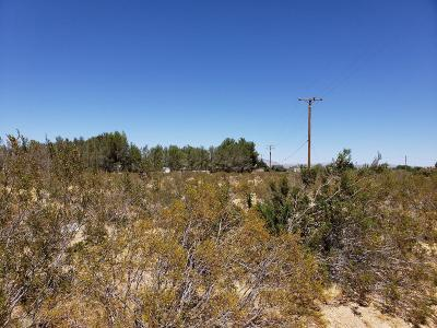 Lucerne Valley CA Residential Lots & Land For Sale: $40,000