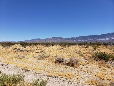 Lucerne Valley CA Residential Lots & Land For Sale: $35,000