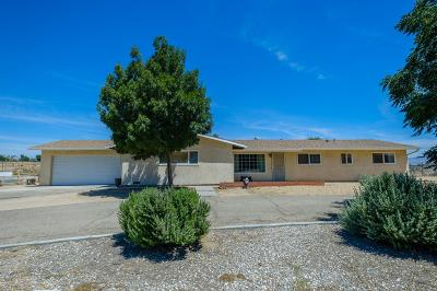 Apple Valley CA Single Family Home For Sale: $264,000