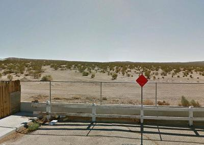 Barstow CA Residential Lots & Land For Sale: $1,440,000