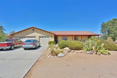 Hesperia Single Family Home For Sale: 18396 Eucalyptus Street