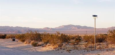Lucerne Valley CA Residential Lots & Land For Sale: $7,500