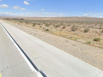 Barstow CA Commercial Lots & Land For Sale: $800,000