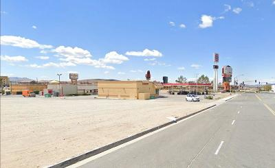 Barstow CA Commercial Lots & Land For Sale: $2,900,000