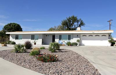 Apple Valley Single Family Home For Sale: 19124 Kaibab Court
