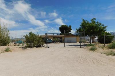 Lucerne Valley Single Family Home For Sale: 35625 Furst Street