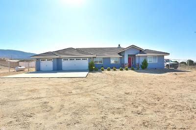 Pinon Hills Single Family Home For Sale: 10544 Ponderosa Road
