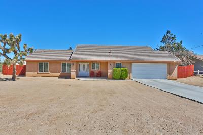 Hesperia Single Family Home For Sale: 18374 Birch Street