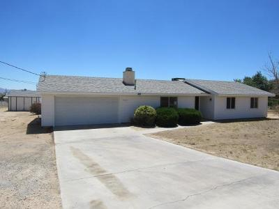 Hesperia Single Family Home For Sale: 11427 Locust Avenue