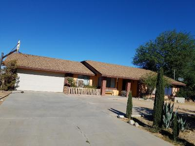 Apple Valley Single Family Home For Sale: 14110 Navajo Road
