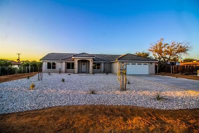 Apple Valley Single Family Home For Sale: 21150 Multnomah Road
