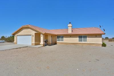 Phelan CA Single Family Home For Sale: $275,192