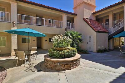 Apple Valley Condo/Townhouse For Sale: 19217 Palo Verde Drive