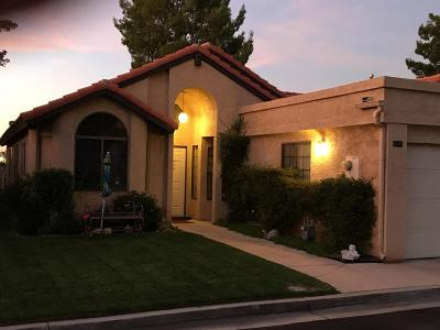 Apple Valley CA Single Family Home For Sale: $175,000