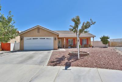 Adelanto Single Family Home For Sale: 14231 Bay Court