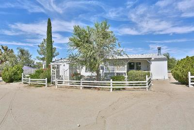 Phelan Single Family Home For Sale: 13354 Pierce Lane
