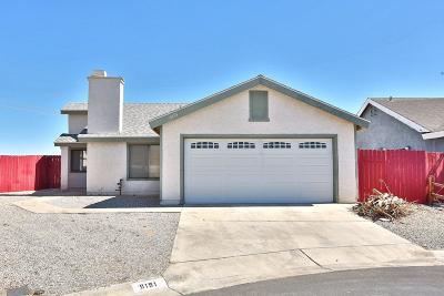 Hesperia Single Family Home For Sale: 9191 Cherrywood Lane