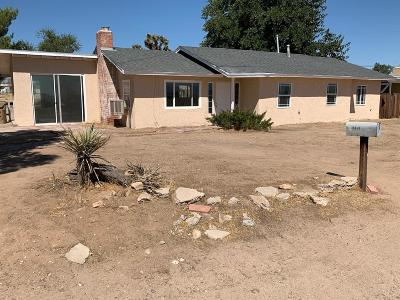 Hesperia Single Family Home For Sale: 9430 Spruce Court