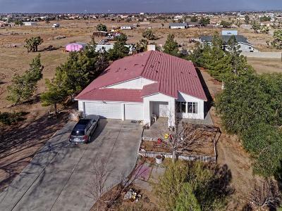 Phelan Single Family Home For Sale: 9770 Sunny Vista Road