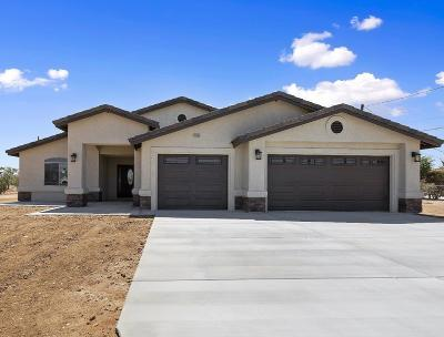 Hesperia Single Family Home For Sale: 18465 Willow Street