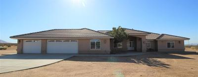Apple Valley CA Single Family Home For Sale: $675,000