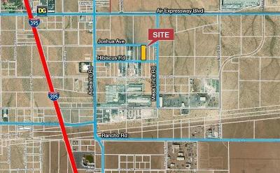 Adelanto Residential Lots & Land For Sale: Hibiscus Road