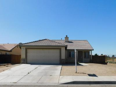 Adelanto Single Family Home For Sale: 11359 Villa Street