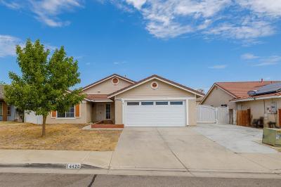 Hesperia Single Family Home For Sale: 14420 Cedar Street