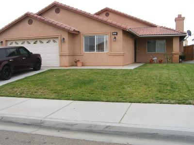 Adelanto Single Family Home For Sale: 14255 Savanna Street