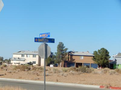 Adelanto Residential Lots & Land For Sale: Mimosa Road