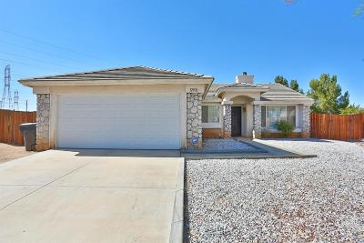 Victorville Single Family Home For Sale: 12970 Grinnell Court