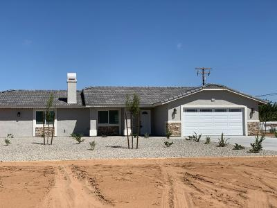 Apple Valley Single Family Home For Sale: 22140 Standing Rock Road