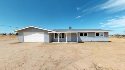 Hesperia Single Family Home For Sale: 15104 Aspen Street