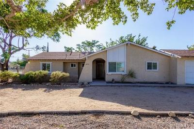 Hesperia Single Family Home For Sale: 10584 Victor Avenue