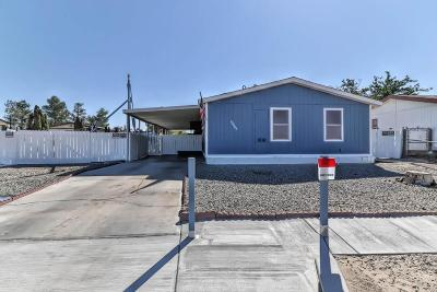 Adelanto Single Family Home For Sale: 19003 Muskrat Avenue