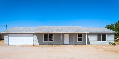 Hesperia Single Family Home For Sale: 18168 Live Oak Street